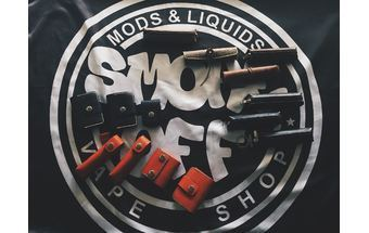 Чехлы Smoke-off ручной работы.