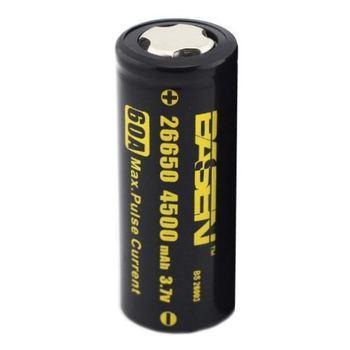 Аккумулятор Basen 26650 4500mAh 60A