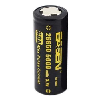Аккумулятор Basen 26650 5000mAh 60A
