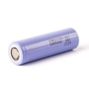 Аккумулятор Samsung 21700 40T (рр) 4000mAh 35А