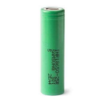 Аккумулятор Samsung INR18650 25R 2500mAh 30A