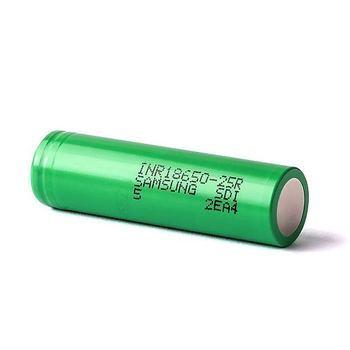 Аккумулятор Samsung INR18650 25R (рр) 2500mAh 30A