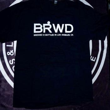 BRWD Футболка Черный L