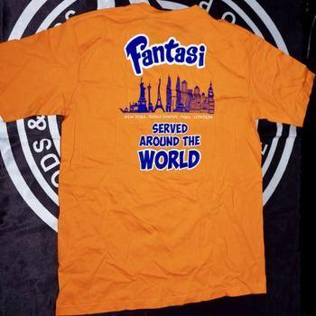 Fantasy Футболка, Оранж XL