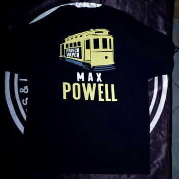 Frisco Футболка Max Powell,  Черный XL
