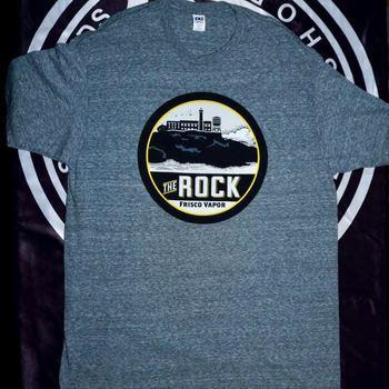 Frisco Футболка Rock,  Светло-серый XL