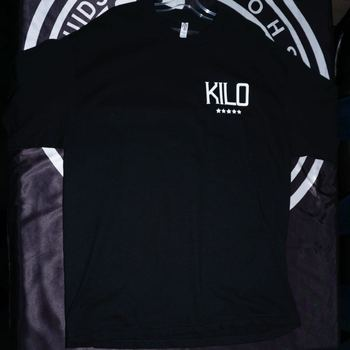 Kilo Футболка, Черный XL