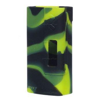 Чехол силиконовый для  Sigelei Fuchai 213W камуфляж/зеленый