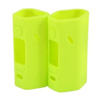 Чехол силиконовый для Wismec Reuleaux RX2/3 TAO зеленый