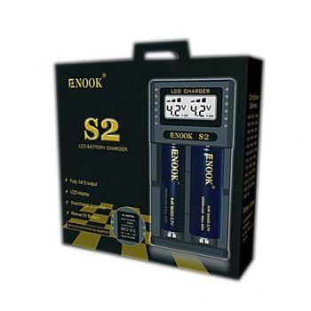 Зарядное устройство Enook S2 2A