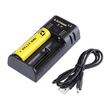 Зарядное устройство Listman L2 2A fast charger