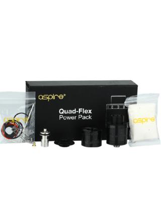 Атомайзер Aspire Quad-Flex Power pack Kit