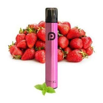 Набор Posh plus XL 6% 1500 puffs minty strawberry