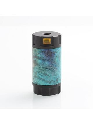 Мехмод ULTRONER Mini Stick Semi Mech Mod Sabilized Hybrid Wood