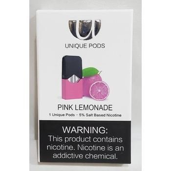Сменный картридж Unique Pods для JUUL Pink Lemonade 1шт 1мл 50мг