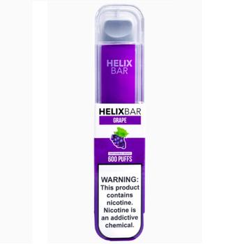 Набор HELIX BAR 5% 600 puffs Grape