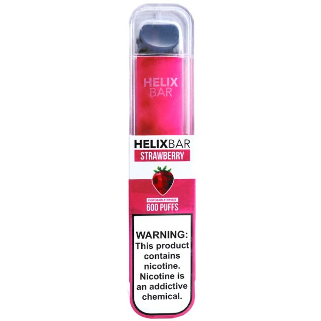 одноразовая электронная сигарета helix bar