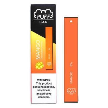 Набор Puff Bar 5% 300 puffs Mango
