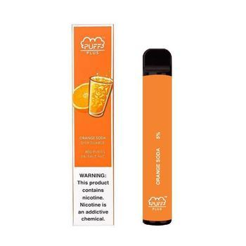 Набор Puff Bar Plus 5% 800 puffs ORANGE SODA