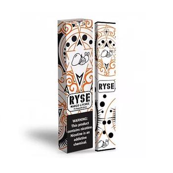 Набор RYSE bar 5% 400 puffs Mango Lychee
