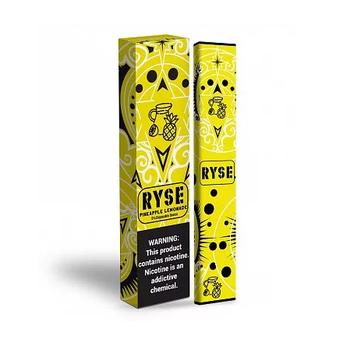 Набор RYSE bar 5% 400 puffs Pineapple Lemonade
