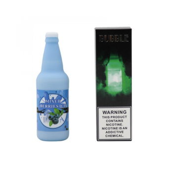 Набор Youcartri bubble LED original 2% 3000 puffs mixed berries ice