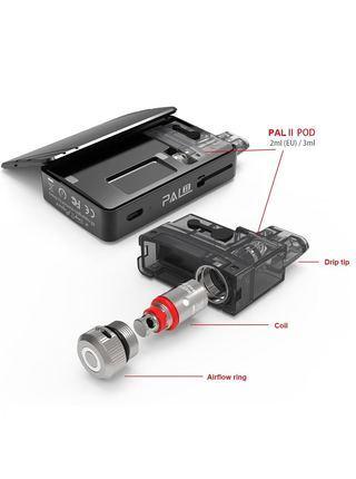 Набор Artery PAL II Pod Starter Kit 1000mah Rainbow