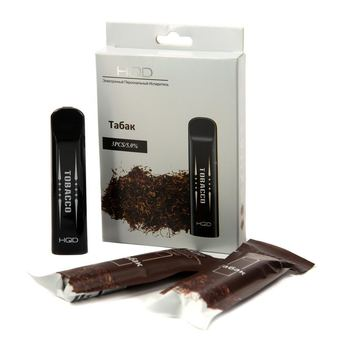 Набор HQD CUVIE Tobacco