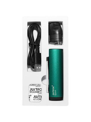 Набор Justfog QPod Starter Kit 900mAh Зеленый