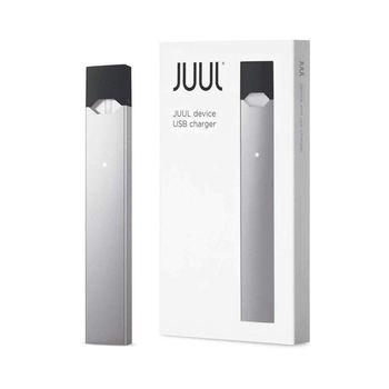Набор JUUL Starter Kit Стальной