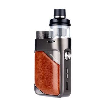 Набор Vaporesso SWAG PX80 80W Kit Leather Brown