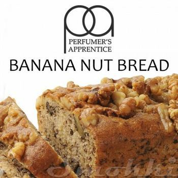 Ароматизатор TPA Banana Nut Bread Пластик 10мл