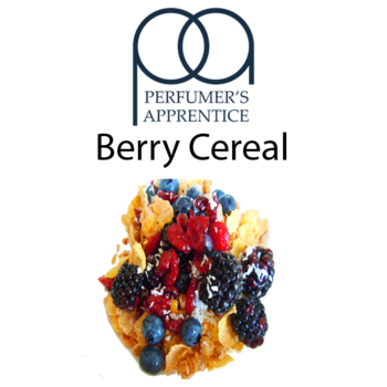 Ароматизатор TPA Berry Cereal Пластик 10мл
