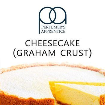 Ароматизатор TPA Cheesecake (Graham Crust) Пластик 10мл