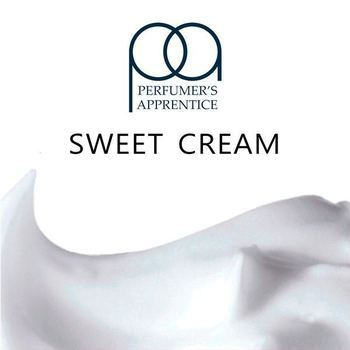 Ароматизатор TPA Sweet Cream Пластик 10мл