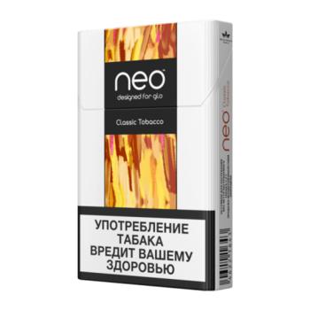 Стики NEOSTIKS для GLO Bright Tobacco | Классический Табак
