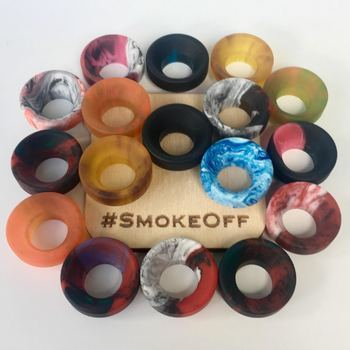 #12 ACD 810 Low Drip Tip Mixed