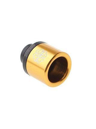 #13 Petri 510 Aluminum Drip Tip (золото)