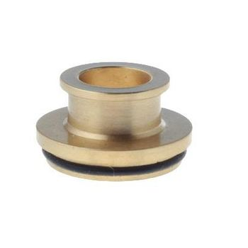 #32 Cupcake Wide Bore Drip Tip 22mm Латунь