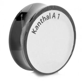 Проволока Кантал A1 диаметр 0.6мм 1метр