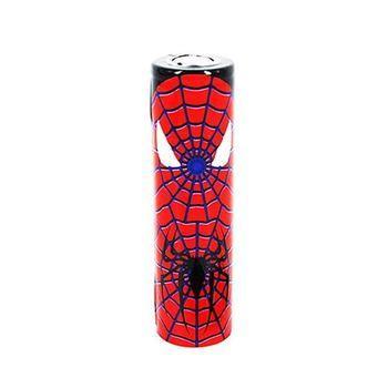 Термоусадка для аккумуляторов 18650 (Spider-Man)