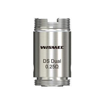 Сменный испаритель WISMEC MotivDS Dual 0.25Ом