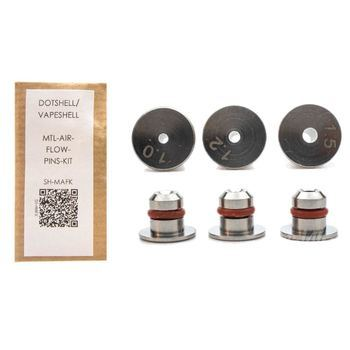 Комплект жиклеров Atmizoo DotShell / VapeShell Mtl Kit