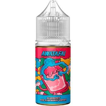 Жидкость Awatafa SALT Blueberry & Raspberry Sorbet 30мл