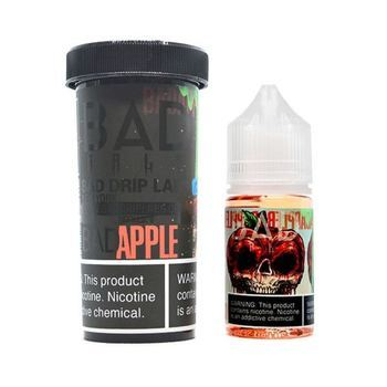 Жидкость Bad drip Bad Apple Salts 30мл