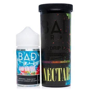 Жидкость Bad drip God Nectar salts 30мл