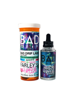 Жидкость Bad drip Iced Farley's Gnarly Sauce 60мл