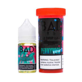 Жидкость Bad drip Pennywise Iced Out Salts 30мл