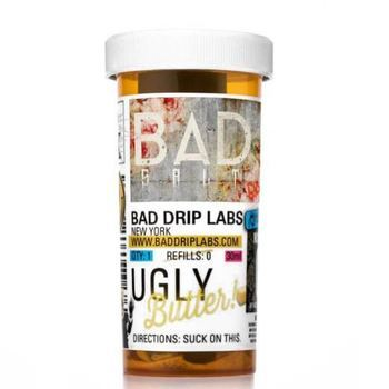 Жидкость Bad drip Ugly Butter Salts 30мл