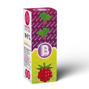 Жидкость BALLS SALT Rhubarb raspberry 30мл